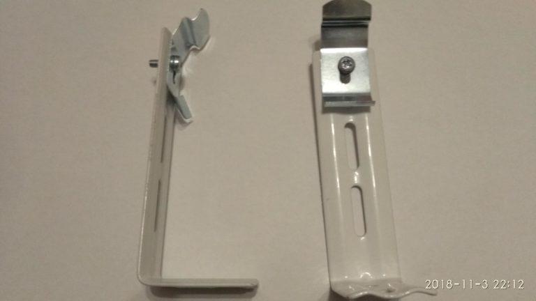 Жалюзи на окна вертикальные тканевые установка