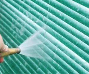 Как вымыть горизонтальные жалюзи в домашних условиях