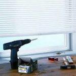 Жалюзи на окна рулонные ремонт